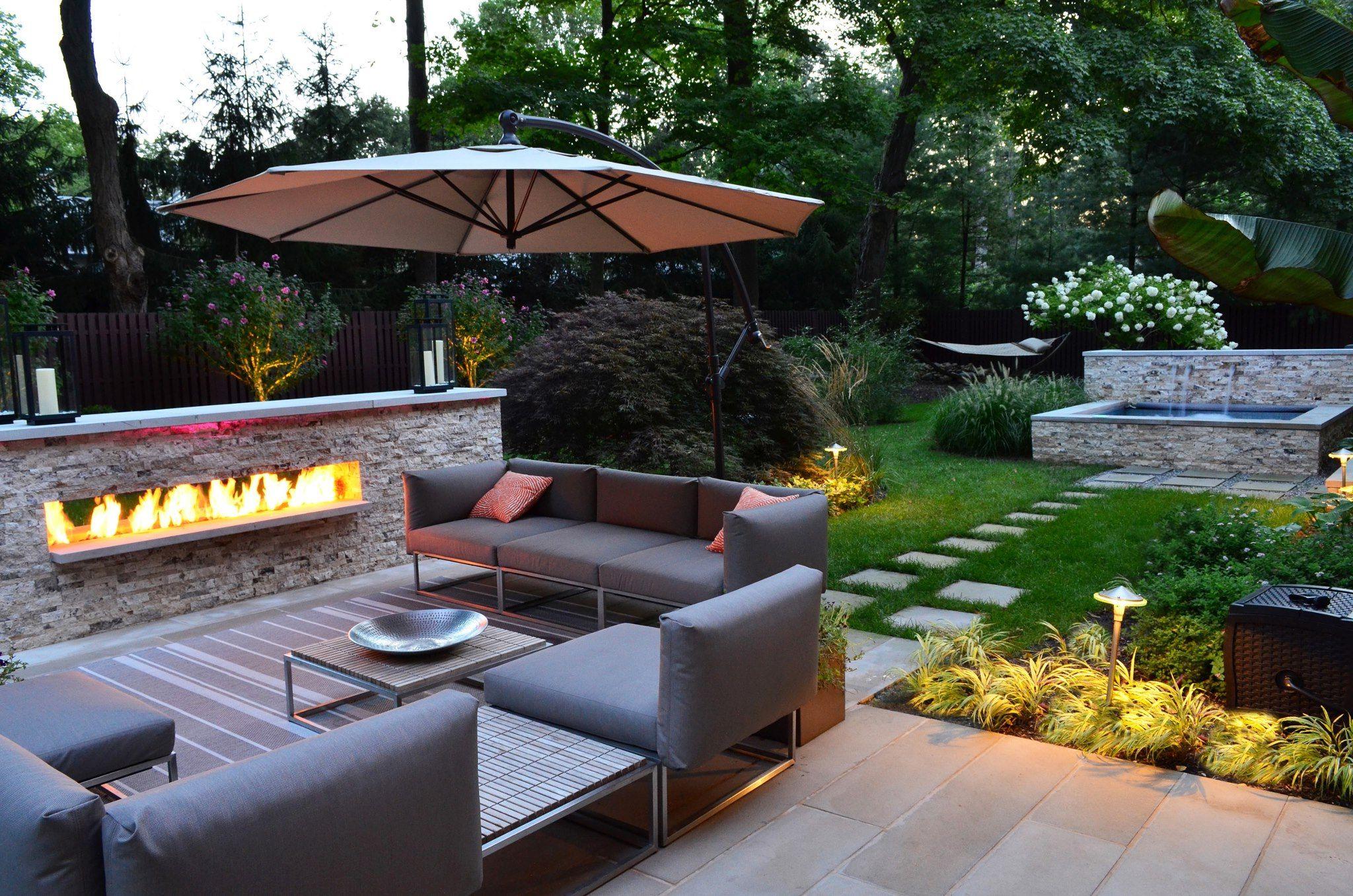 create a beautiful backyard this spring dumpster rental inc